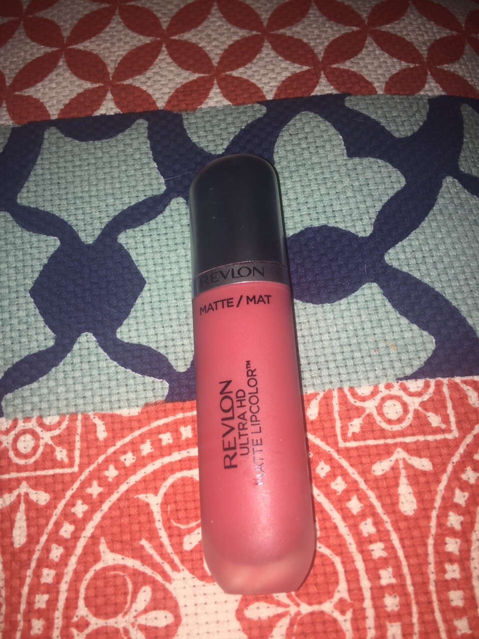 Revlon Ultra HD Matte Lipcolor($5) This product is so creamy and moisturizing. It comes in a variety of very nude colors or bold colors. It dries matte and stays in place all day. Defiantly worth it
