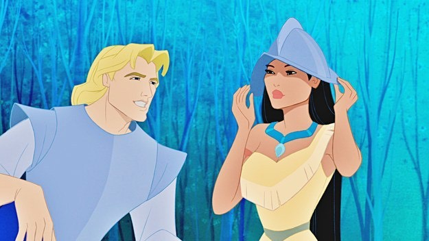 11. How could Pocahontas communicate with John Smith if he was the first English m