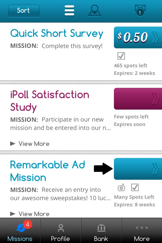 iPoll had the app for about a month earned $50 in Paypal cash!
