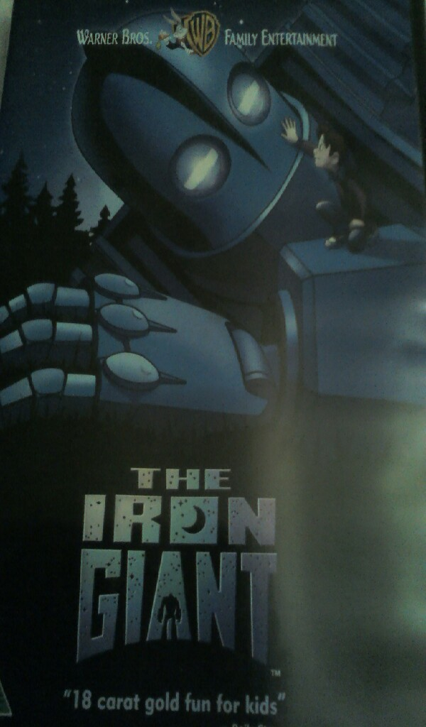 And the iron giant