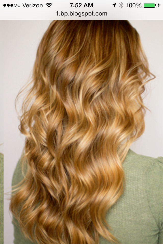 Fist spray heat protectant onto your hair. Grab a strand or hair and braid the hair. Twist when finished. Then use the flat iron to heat press the twist of hair. Keep doing this to the rest of your hair and voila!!  Beautiful beach waves