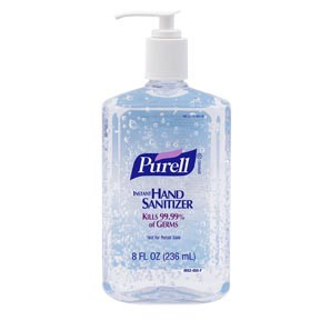 Sanitizer  Not only do they look cute and smell awesome, they keep your hands germ free. It's a no brainer.