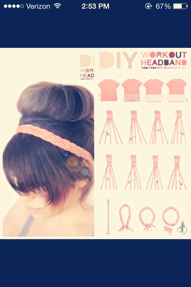 Very cute and simple! If the 5 strand braid is too hard or time consuming, an easy 3 strand braid would look just as cute!