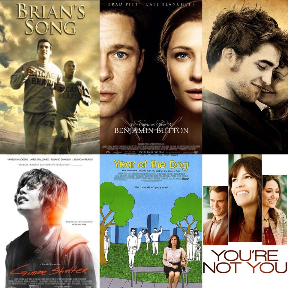 I know it sounds silly, that a movie can make you a better person...hear me out. Emotion is what motivatesus in life, createsbonds with the people we know, and the people we meet.Every oneof these films is guaranteed to make you feel strongemotion which I think strengthens like a muscle.