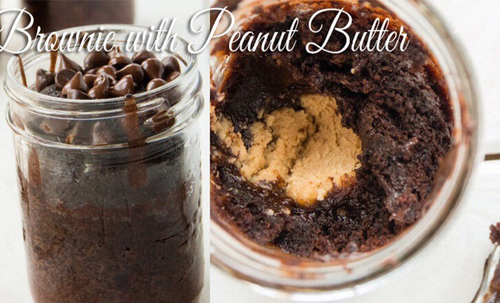 I've been a bit obsessed with peanut butter and chocolate. Everything from ice cream to cookies to cupcakes. I want that silky peanut butter to stand up to good, strong chocolate and melt together to become something wonderful.