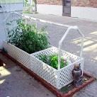 4. Self-Watering Garden
