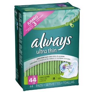 •4• Keep some pads or tampons for that time of month. No questions asked.