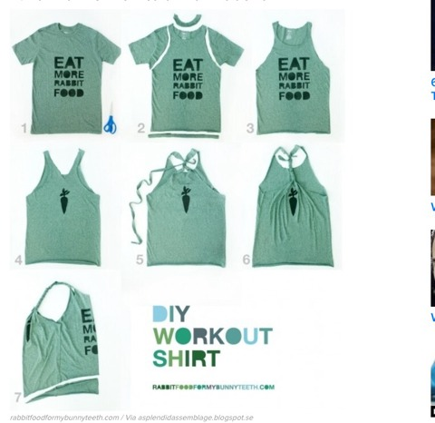 No need to waste money on expensive workout gear.