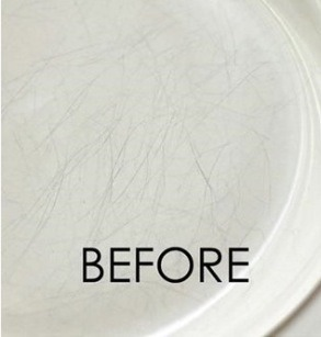 23a3891e76bb The Secret To Fix The Scuffs In Your Dishes! by Melissa Clyne - Musely