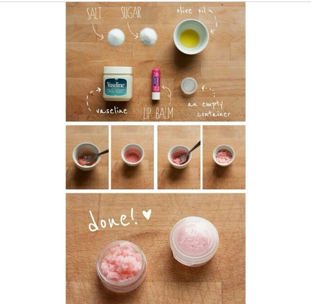 Using a flavorful lipbalm will make results better!