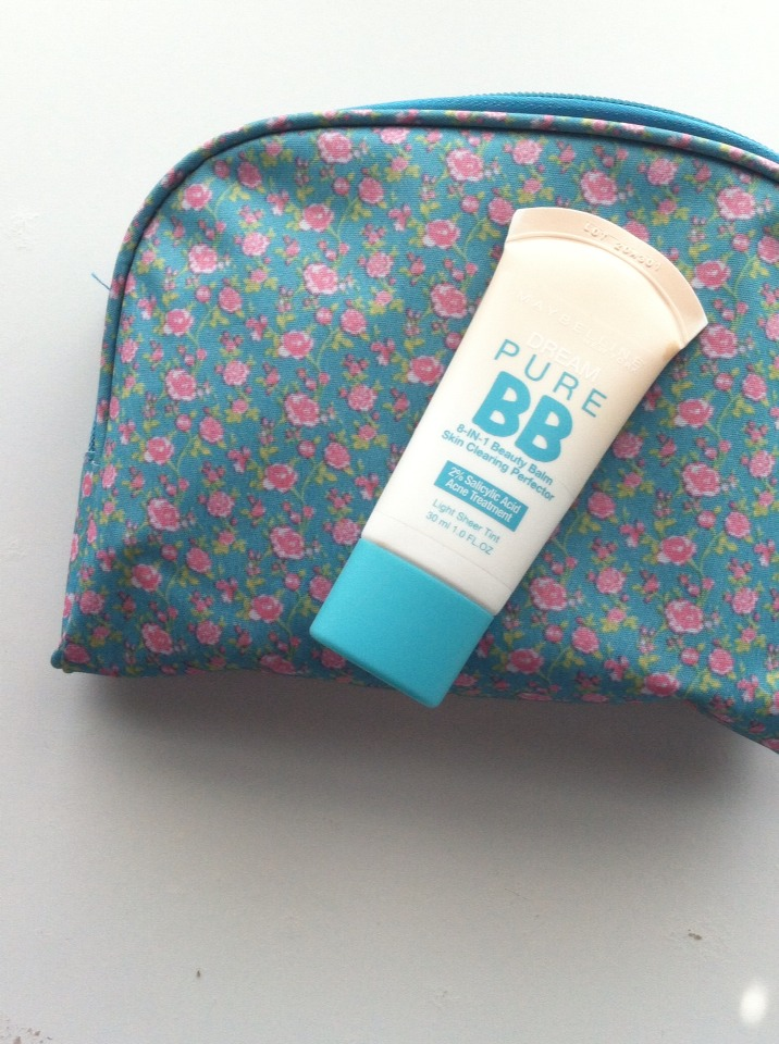 Foundation or bb cream (which I prefer) is good for touch ups if you need protection.