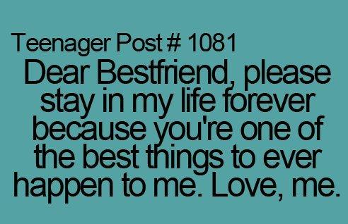 I Love You Bestfriend Quotes Awesome Musely