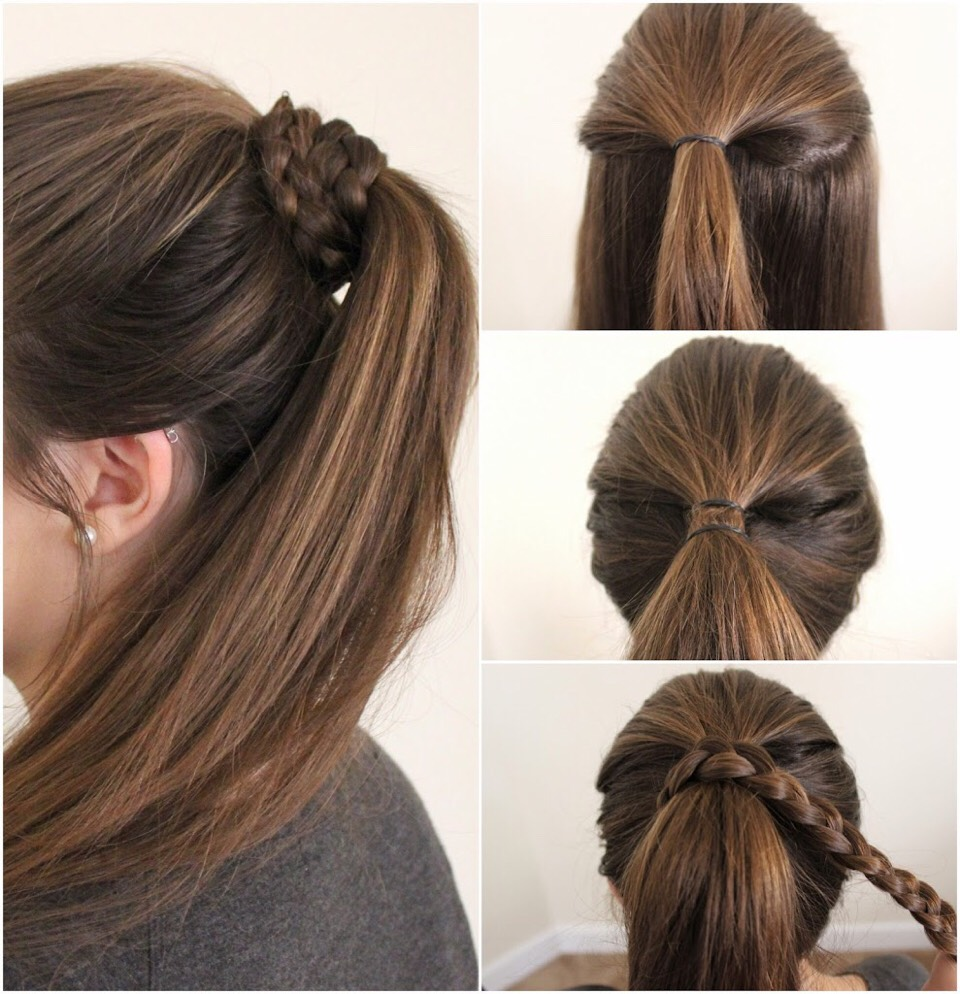 How to Make Cute Everyday Hairstyles photo