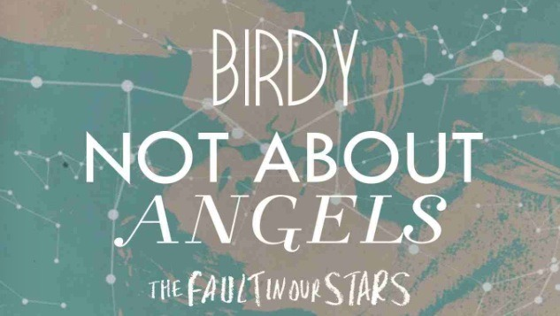 Not about Angels-Birdy Cried listening to this...!✋ Fault in our Stars...