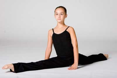 doing splits is something very difficult what you want to do if your a beginner is do whatever side splits you feel comfortable with and feel that you would be advanced in.