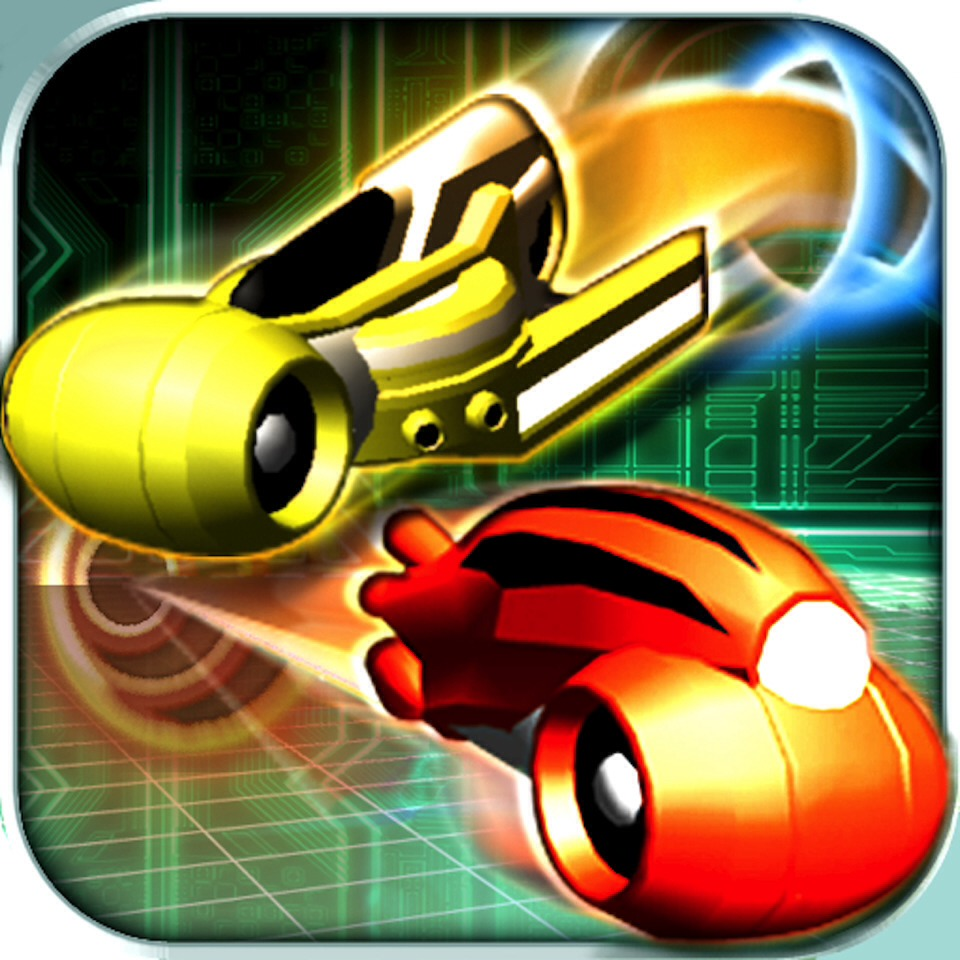 5) Light Bike 2  Light bike 1 is a original iPhone game but here comes Light Bike 2! This is a short game that you can play when you are waiting for someone/something.  My rating 8/10