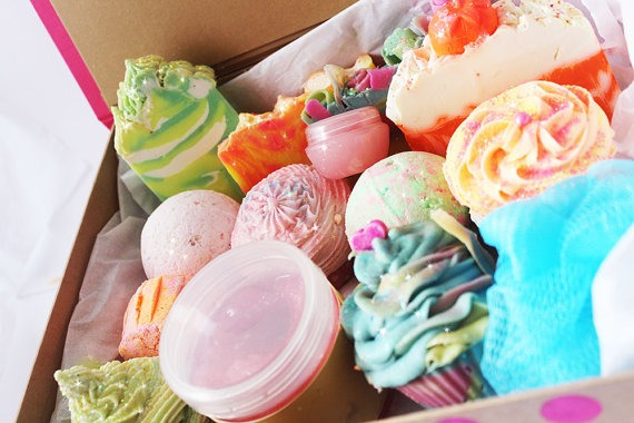 Lush is great for ages and loads of people adore lush so your in the clear if you do get this