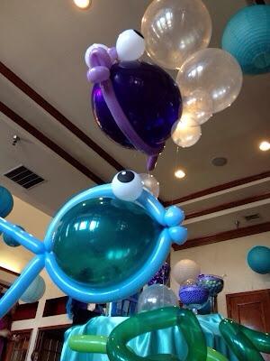 --> Adorable balloon fish.