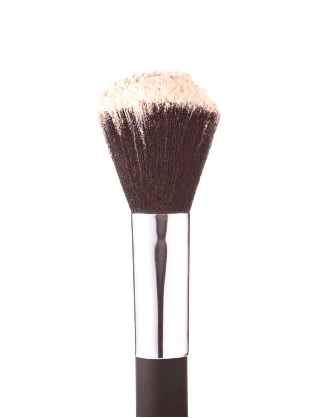 58. Remember, clean your makeup brushes to fight against potential bacteria and breakouts! At least once a week, swirl brushes around in a mixture of warm water and mild soap, then lay flat to dry.