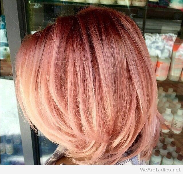 How To Get Rose Gold Hair Color