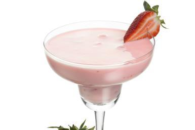 More Tips for Making a Love Potion #9  If the mix is too thick, add a little milk until the drink is the consistency you like. If it is too thin, add either ice or ice cream.  The recipe recommends white creme de cacao because the drink will retain the pink colors from the strawberries.