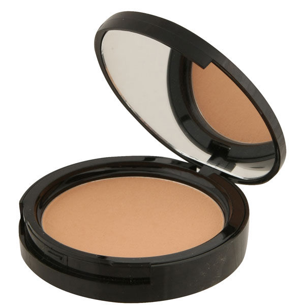 A light coat of powder can help set the foundation and gives a matte finish. Apply with a poofy brush for light coverage.  Apply blush to cheekbones, not apples of the cheeks because when you stop smiling, the apples drop. Makeup here will bring the face down rather than lifting it up!