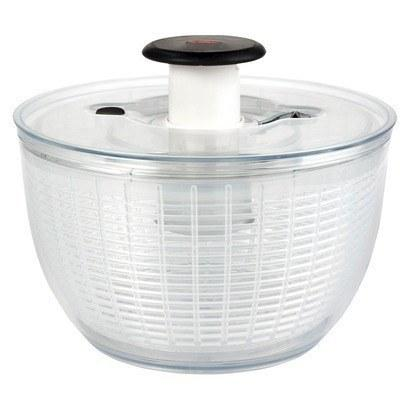 It sounds crazy, but a (clean) salad spinner will make drying your delicates so much faster.
