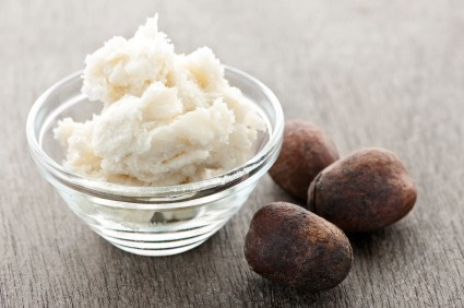 Shea Butteris a great natural source of vitamins A, E, and F. It reduces inflammation, and italso gives your skin nutrients to help produce collagen. As we age our bodies produce less collagen which is why we start to seechanges as we grow up like cellulite, and eventually wrinkles.