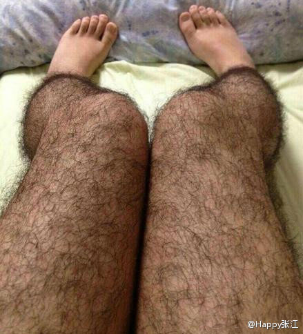 Over the winter, or just in general, girls have hairy legs. It happens to all of use. and its a pian in the butt to shave them