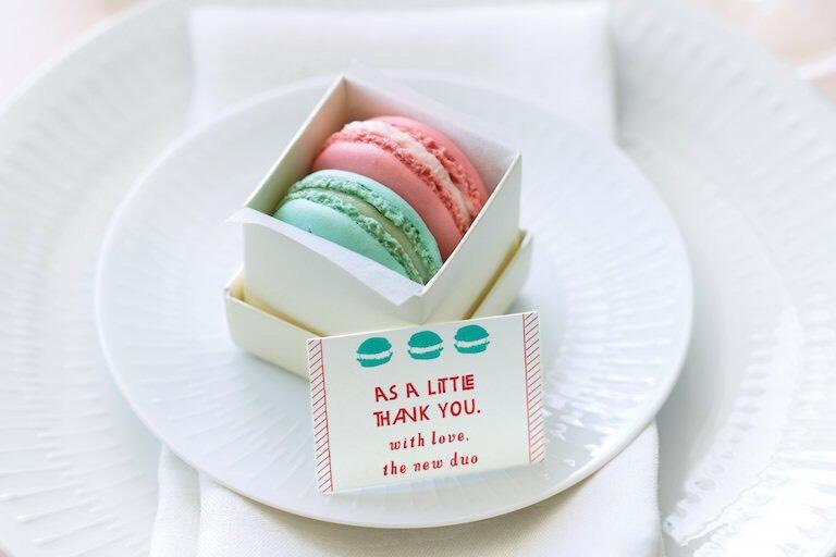 A cute giveaway