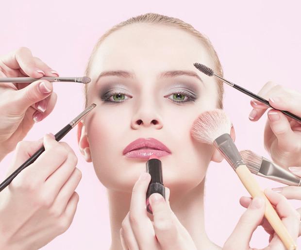 Try Makeup!!