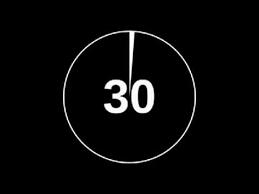 Rub for 20-30 sec