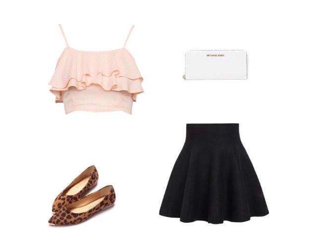 Shirt - stylemoi.nu  Skirt - romwe.com  Shoes - lucluc.com  Bag - julesb.co.uk