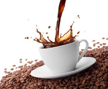 7. Coffee Does stimulate fat burning, a little
