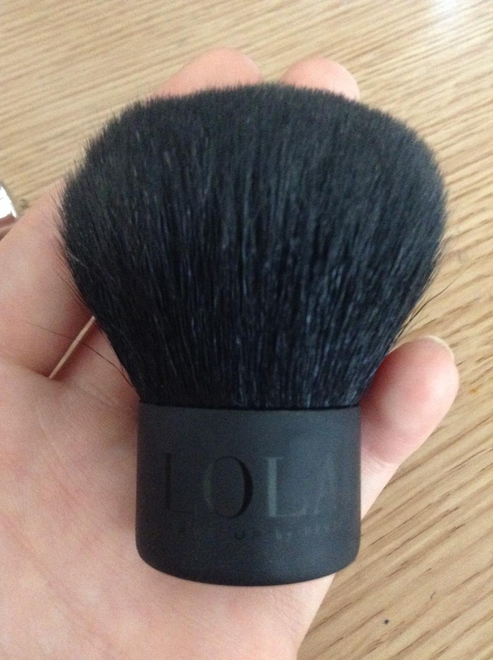 My favourite make up brush good for powder