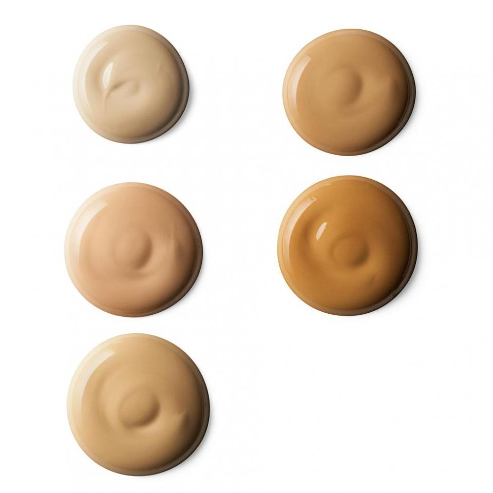 1. The perfect foundation shade.