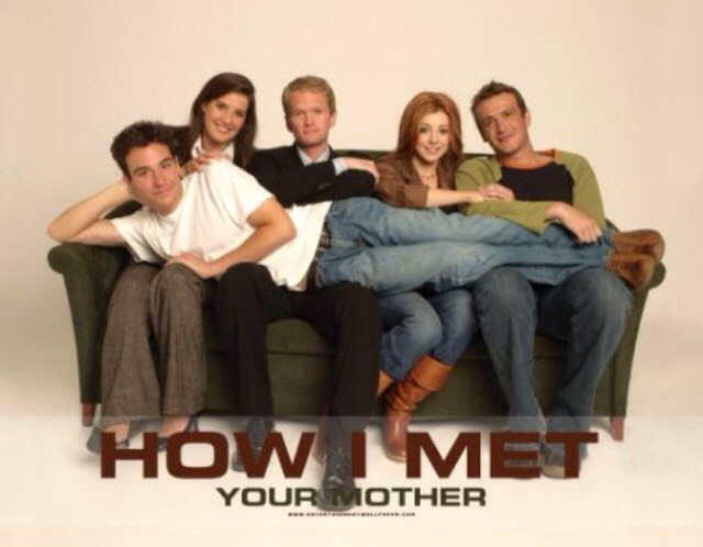 How I Met Your Mother! A perfect little comedy that anyone could fall in love with!