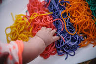 A great sensory activities for children of all ages!