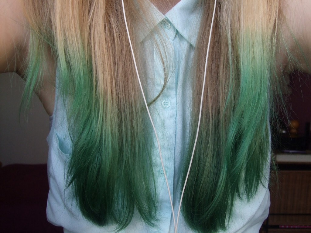 Ketchup For Green Hair By Princess Facts Musely
