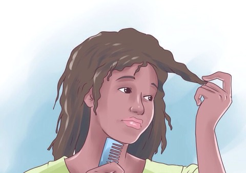 Know your hair type. All black hair is different and should be treated as such. What your sister or mom does to thier hair may not be appropriate for you.