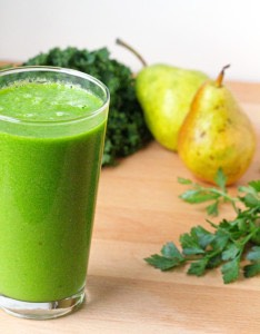 Green Swiss Chard Smoothie