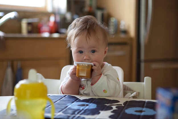 4. Babies would need to eat double the amount of manufactured baby food to get the same nutrients as a homemade meal offers.