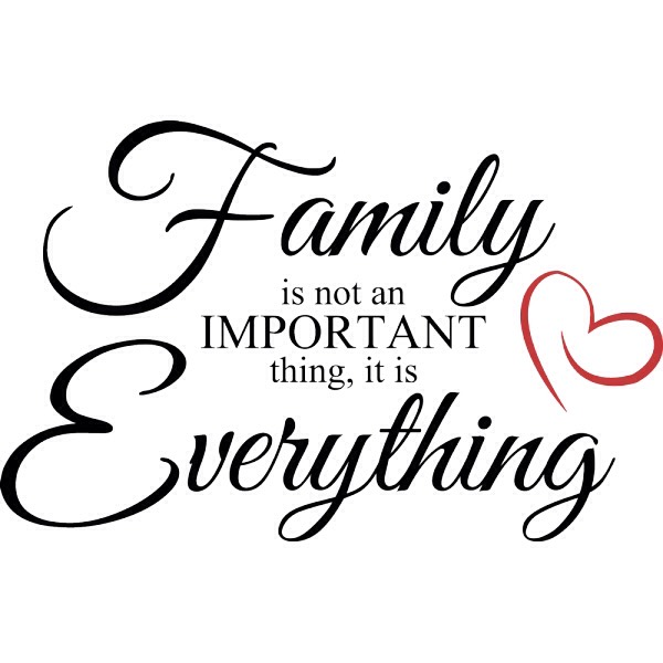 8. Family really is everything. Whether you like them or not that doesn't change the fact that they're family. Protective parents want you to know that you're a part of their life & that they love you & want to make sure you know that & that you're safe. Do the same to them.