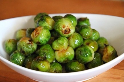 Brussel Sprouts  Brussel sprouts contain powerful cancer-fighting phytochemicals- roasting them brings out a rich, wonderful flavor.