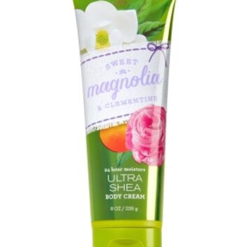I use this lotion as a body lotion. It makes your skin really soft & it's a great moisturizer. Any one of these (ultra Shea) is great.