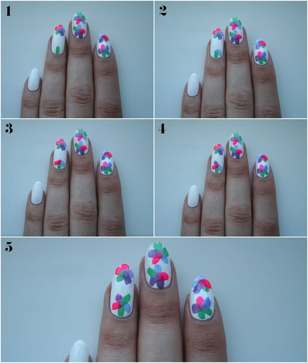 Step-by-Step, works on ALL nail lengths and it's super cute!