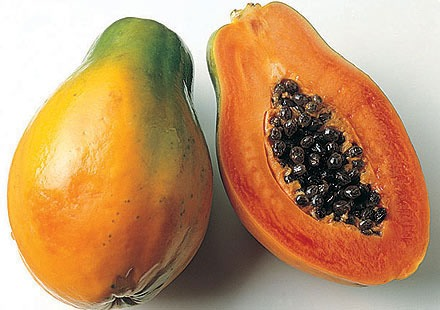 We all need to eat more papaya!! Not only does it taste good but it has many health benefits.