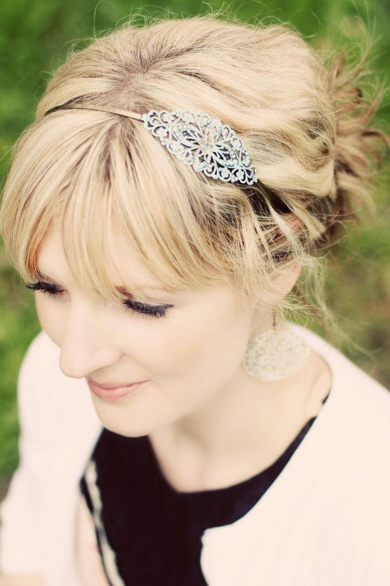 Antique Headband