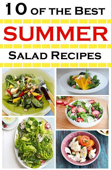 Happy Summer Salad Eating!