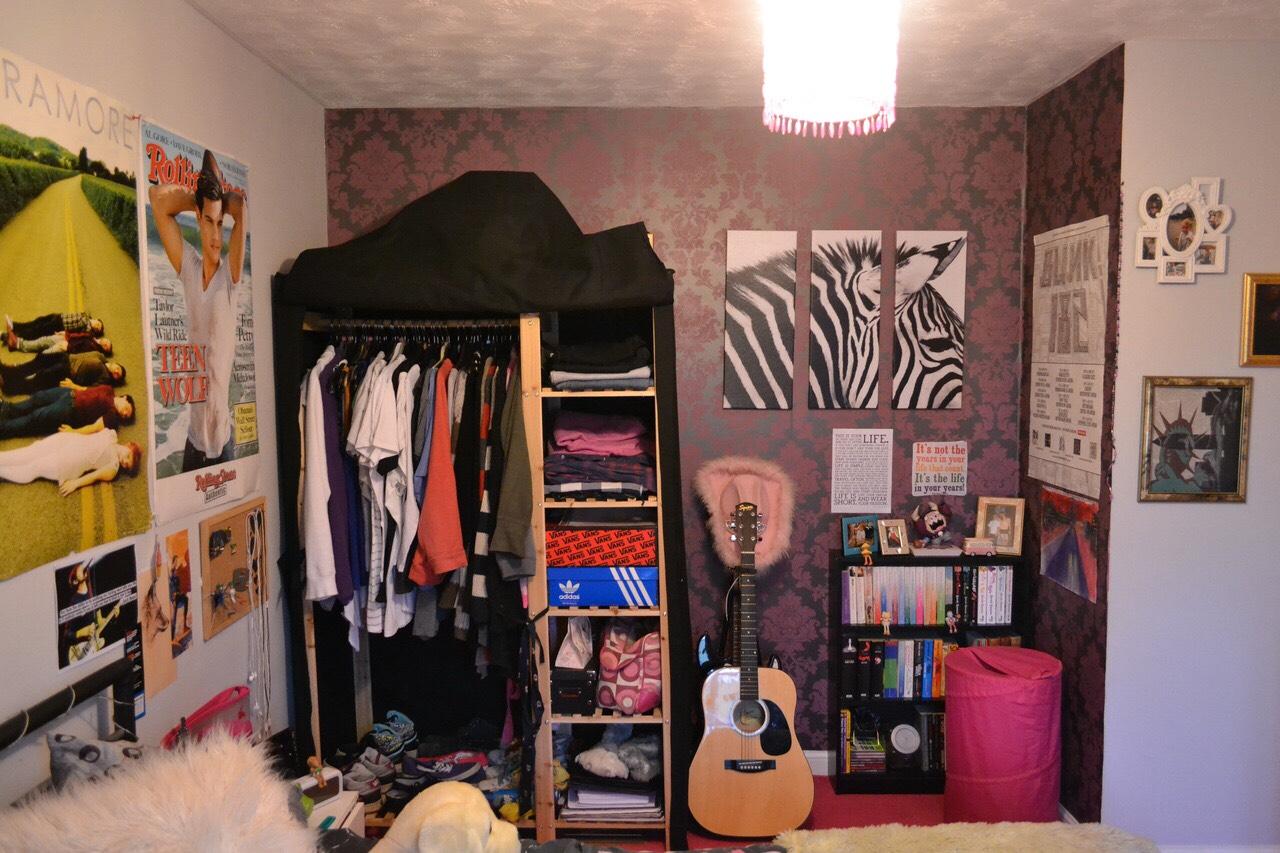 Hipsteru0026Tumblr Bedroom Ideas Musely